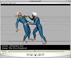 3d animator resumes